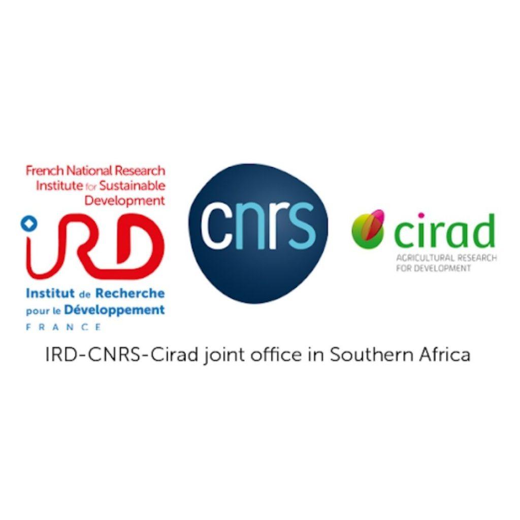 LOGO IRD CNRS CIRAD 2
