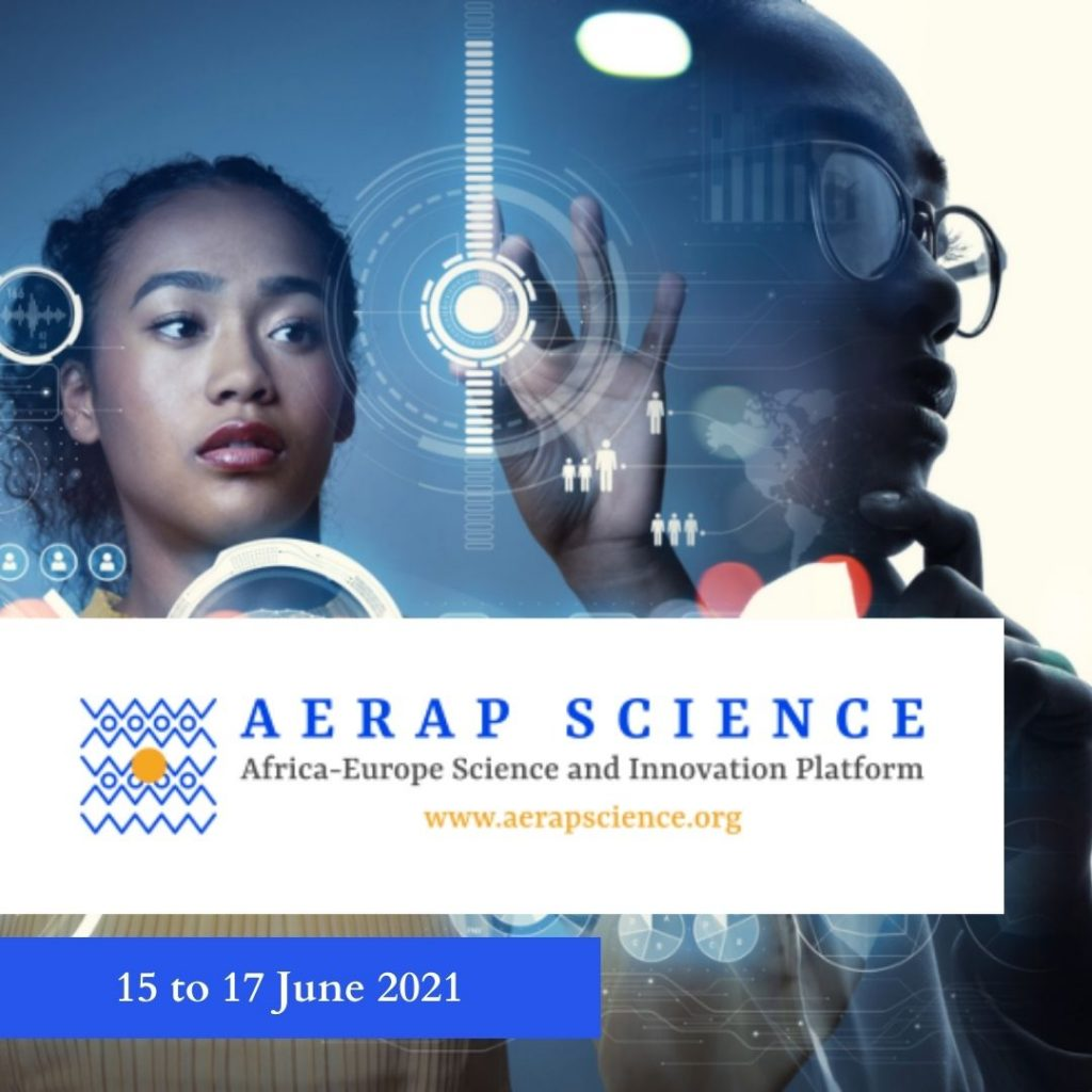 AERAP 15th to 17th of June 2021.
