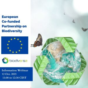 Pre-announcement of the First Call of the European Biodiversity Partnership