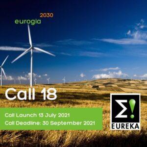 Open Call Announcement – Eurogia Call 18 – Launch (Closing 30 Sep. 21)